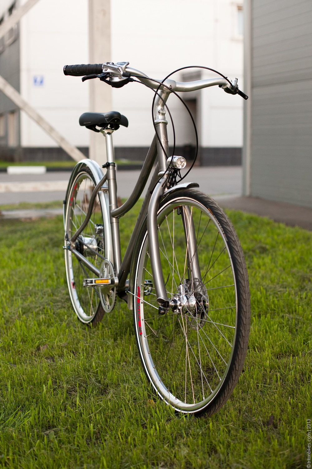 Continental Bicycle Tires >> Ideal bicycle for a lady by Triton Bikes | Triton