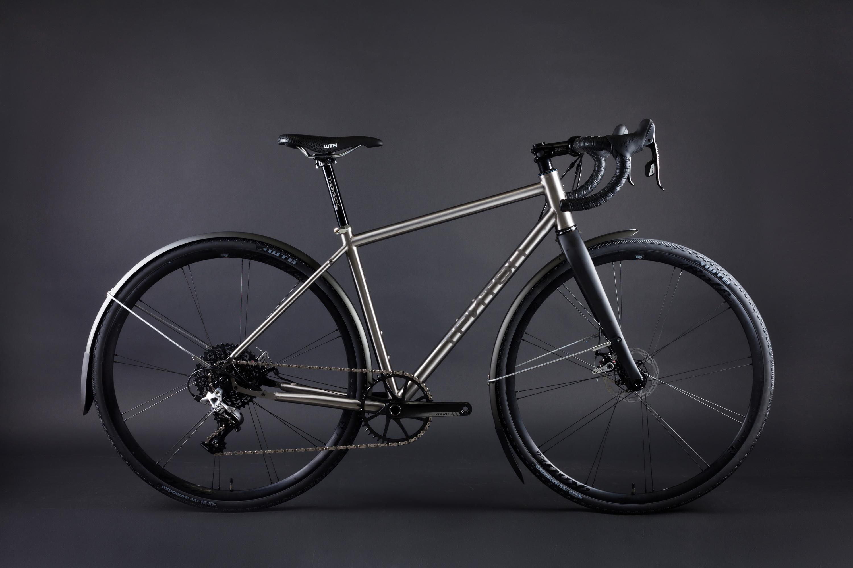 Minimalistic Gravel/commuter Bike