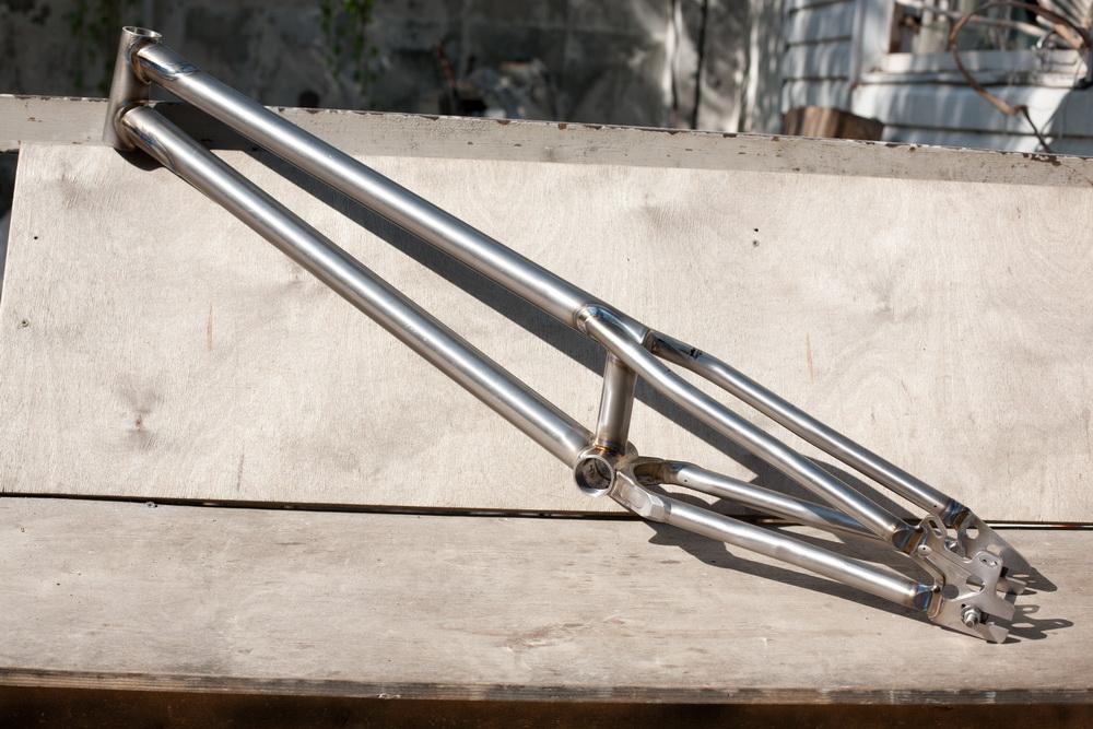 Triton Bikes. Titanium frames handmade in Russia. Anyone ...